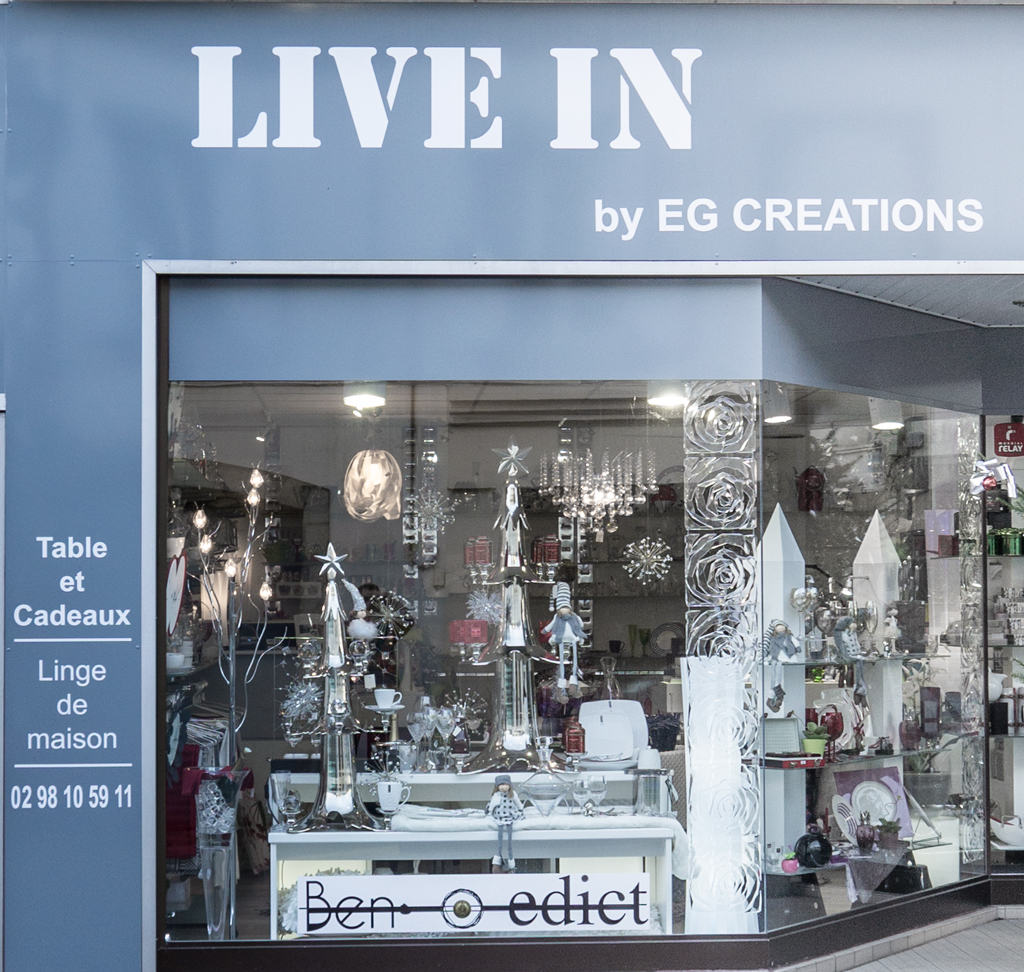 Live In by EG CREATIONS