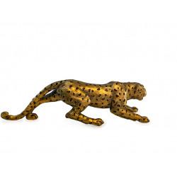 Guépard statuette