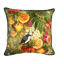 """Coussin """"Macareux"""""""